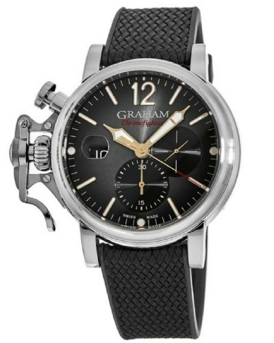 GRAHAM Chronofighter Grand Vintage Gents Watch 2CVDS.B25A.K133B